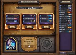 Deathrattle Deck Hearthstone 2017 by Hearthstone Devs On Kobolds U0026 Catacombs Dungeon Run And More