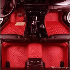 Bmw Floor Mats Canada by 2018 Custom Car Floor Mats For All Car Models Volkswagen Audi