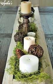 Dining Room Centerpiece Ideas Candles by Best 25 Farmhouse Table Centerpieces Ideas On Pinterest