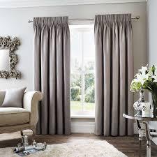 rimini lined 6 pencil pleat curtains grey curtain colour