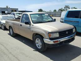 100 Trucks For Sale In Bakersfield Auto Auction Ended On VIN JT4VD10A1P0005436 1993 Toyota T100
