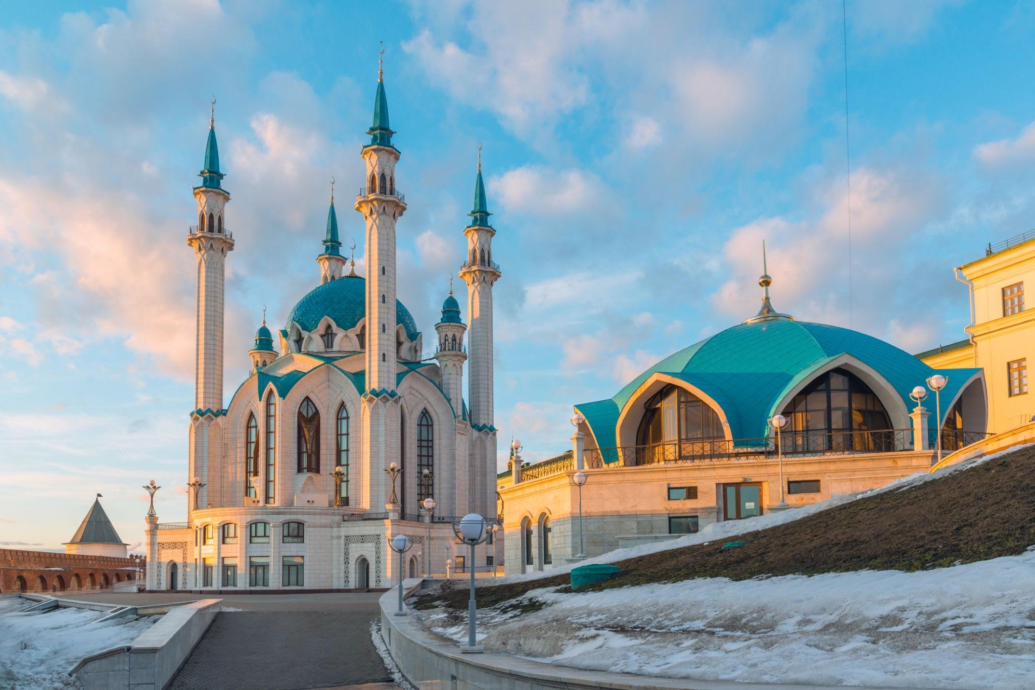 Kul Sharif Mosque
