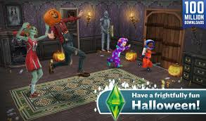 Sims Freeplay Halloween Update by Sims Freeplay Halloween
