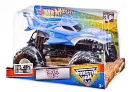 HOT WHEELS® MONSTER JAM® Shark Wreak | Cars | Pinterest Ultimate Hot Wheels Shark Wreak Monster Truck Closer Look Year 2017 Jam 124 Scale Die Cast Bgh42 Offroad Demolition Doubles Crushstation For The Anderson Family Monster Trucks Are A Business Nbc News Dsturbed Other Trucks Wiki Fandom Powered By Wikia Hot Wheels Monster 550 Pclick Uk 2011 Series Blue Thunder Body 1 24 Ebay Find More Boys For Sale At Up To 90 Off Megalodon Fisherprice Nickelodeon Blaze Machines