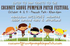 Coconut Grove Pumpkin Patch by Grove Pumpkin Patch Festival 2015