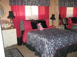 Modern Zebra Print Bedroom Ideas