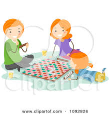 Game Clipart Play Time 12