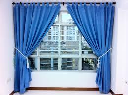 light blue curtains living room sky designs the tank