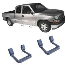 2pcs Universal For Truck/SUV/Pickup Gray Aluminum Side Step Nerf ... Isuzu Truck Bars Rydweld Learn About 3 Round Side From Aries Lund Intertional Products Nerf Bars Ru Rbp Rx 7 Series Wheel To Black Step With Custom Trucks Georgia Rocky Ridge Led Light Bar Ridgelander Vortex Alterations Xf105 Eurobar Alinium Kelsa Light Daf Another New Generation Scania For Dwp Spot On Fit Xf 105 4x2 Polished Stainless Steel Westin Automotive Bus And Bull J Bullbars Brisbane