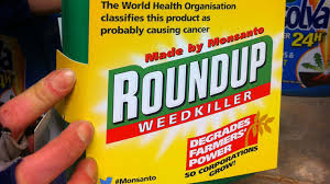 Monsanto Weedkiller Relabeled By Activists To Expose Alleged Cancer Causing Properties