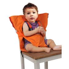 chaise bébé nomade highdas tissu de voyage portable chaise haute siège d appoint