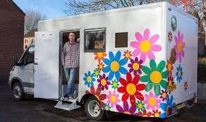 Prison Van Motorhome Converted Caravan