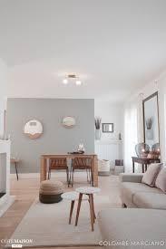 revtement mural a peindre chambre salon mur gris clair inspirations avec peinture salon gris