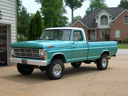 68 Ford 4x4 F100-ours Was A 3/4 Ton F250 | {pickup Trucks ...