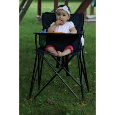 100 Travel High Chair Ciao Baby Portable Chair Navy Hb2010 EBay