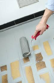 comment peindre du carrelage de cuisine peindre carrelage sol cuisine peinture peignez votre au comment