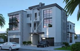 100 Modern House 3 Twin Courtyard Design Exterior Design In Oman