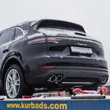 The Third Generation Porsche Cayenne Has Arrived In Latvia