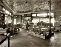 Seaton Garage 1919
