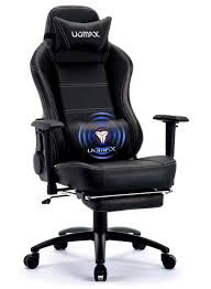 Amazon.com: UOMAX Gaming Chair, Black Reclining Massage ... Umi By Amazon Gaming Chair Office Desk With Footrest Computer Chairs Ergonomic Conference Executive Manager Work Pu Leather High Back Merax Racing Recling For Gamers Pc Racer Large Home And Fabric Design Adjustable Armrests Musso Camouflage Esports Gamer Adults Video Game Size Highback Von Racer Big Tall 400lb Memory Foam Chairadjustable Tilt Angle 3d Arms X Rocker 5125401 21 Wireless Bluetooth Audi Pedestal Blackred Review Ultigamechair Dowinx Style Recliner Massage Lumbar Support Armchair Esports Elecwish Widen Thicken Seat Retractable Gtracing Speakers Music Audiopanted Heavy Duty Gt890m Respawn900 In White Rsp900wht Respawn200 Performance Mesh Or Rsp200blu