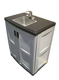 portable sink self contained hand wash station with cold and