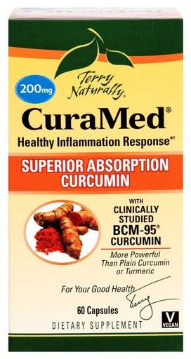 Terry Naturally CuraMed Healthy Inflammation Response