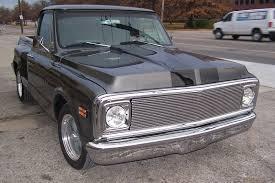 1970 Custom Chevy C-10 Pickup - Classic Chevrolet C-10 1970 For Sale