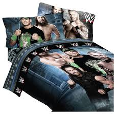 wwe wrestling bedding industrial strength comforter sheets