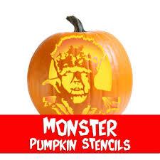New Stormtrooper Pumpkin Stencil by Scary Pumpkin Stencils Pumpkin Face Patterns Jackolantern