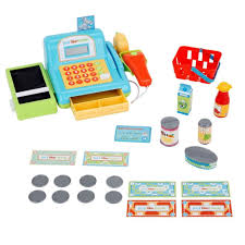 Play Grocery Store - Kids' Shopping Carts & Cash Registers - Toys