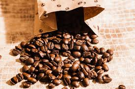 Download Coffee BeansRoasted Bean Stock Photo