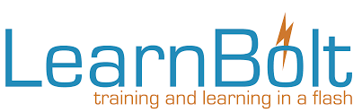 LearnBolt Logo Training LearningInAFlash