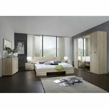 details zu schlafzimmer set kleiderschrank futonbett kommode schrank möbel eiche sägerau