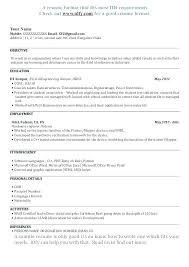 Good General Resume Titles A Title Unique Examples For Career Change Best Freshers 8