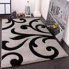 design teppich velours florale ornamente
