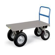 LITTLE GIANT Cushion Load High-Platform Trucks - 48