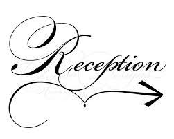 Wedding Clipart Reception 2