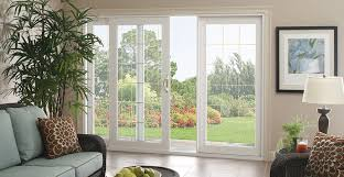 Menards Vinyl Patio Doors soft lite sliding patio door menards patio mommyessence com