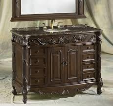 Single Sink Bathroom Vanity by Bathroom Design Single Sink Bathroom Vanities 37 48 Inches 32