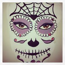 Easy Sugar Skull Day Of by Easy Day Of The Dead Makeup Ideas Pictures Tips U2014 About Make Up