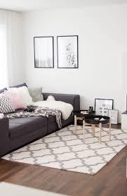 wohnbereich mit ypperlig ikea soul follows design