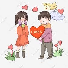 Globo Del Dia De San Valentin Carta De Amor Blanca