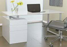 Jesper Office Desk And Return by Jesper Office Desk Unique Furniture 400 Collection Zebrano Desk