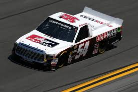 Justin Marks Replaces Bo LeMastus For Truck Race At Las Vegas ...