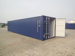 100 Shipping Containers 40 TCS Products