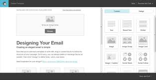 Campaign For Creating A Custom Email Template In Mailchimp Web Rhwebascendercom How To Use Variant Selectors