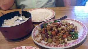 cuisine pau mei garden kung pau chicken picture of mei garden