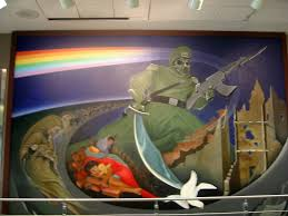 Denver Airport Murals Conspiracy Debunked by Denver Airport Wall Murals Image Collections Home Wall