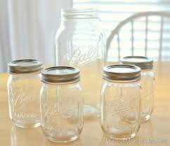 Americana Decor Creme Wax Deep Brown by Chalky Painted Mason Jars And Christmas Tablescape Americana