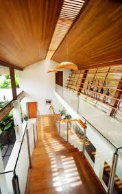100 Guz Architects Interior Home Design With Brown Hanging Lamps And Glass Windows By